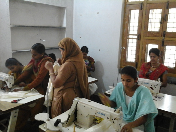 Sewing Training Camp